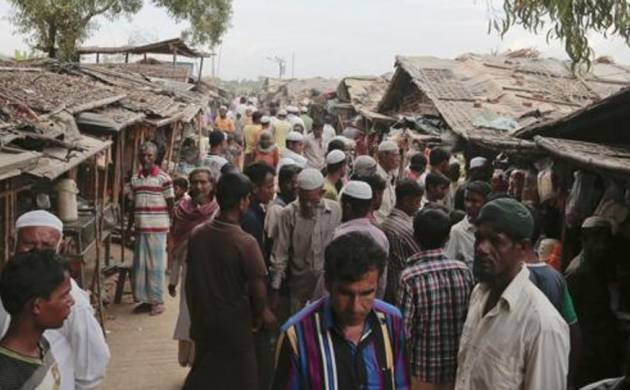 Bangladesh forces 90 Rohingyas to return amid violence; 96 dead in Myanmar (File photo)