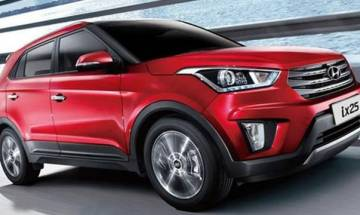 Hyundai Creta facelift branded ix25 unveiled at Chengdu Auto Show in China, to hit Indian markets in 2018