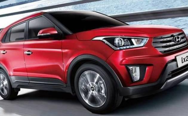 Hyundai Creta facelift - File photo