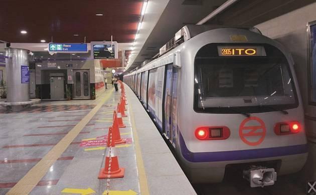 Delhi Metro recent hike fares has lowered it ridership bu 50 lakhs. (File Photo)