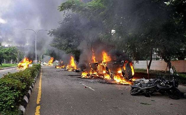 Punjab and Haryana court termed Friday mayhem by Dera followers as 'war like-situation.'