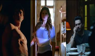 Aksar 2 trailer out: Zareen Khan, Abhinav Shukla and Gautam Rode's love triangle takes passion and conspiracy to new level