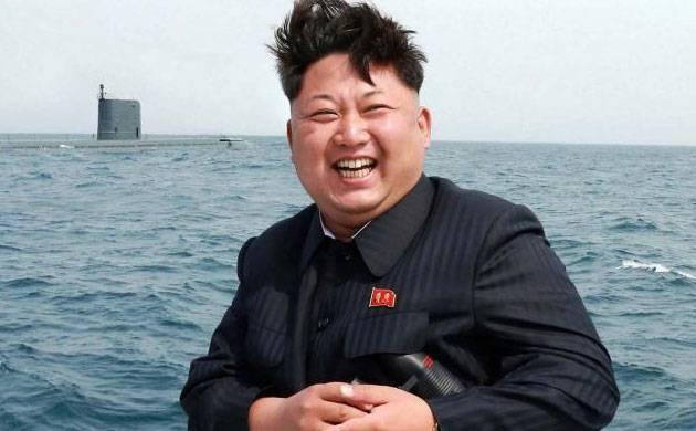 North Korean leader Kim Jong-Un. (File Photo)
