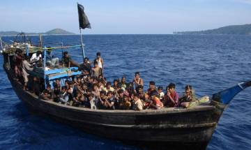 Rakhine violence: 16 Rohingya, including children, drown fleeing Myanmar