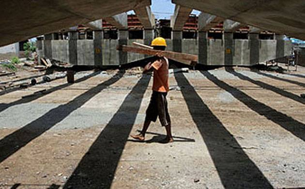 GDP growth slips to 5.7 per cent in April-June quarter (Image: PTI)