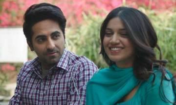 Shubh Mangal Saavdhan movie review: Ayushmann Khurrana-Bhumi Pednekar rom-com is cute and entertaining