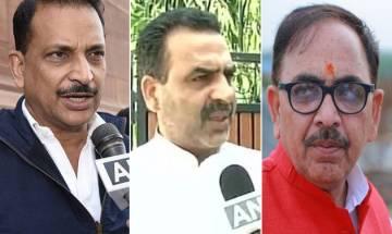 Union ministers Rajiv Pratap Rudy, M N Pandey, Sanjeev Balyan, Faggan Singh Kulaste resign ahead of Sept 3 cabinet rejig