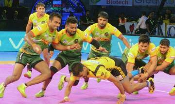 Pro Kabaddi League 2017: Telugu Titans beat Tamil Thalaivas by 33-28
