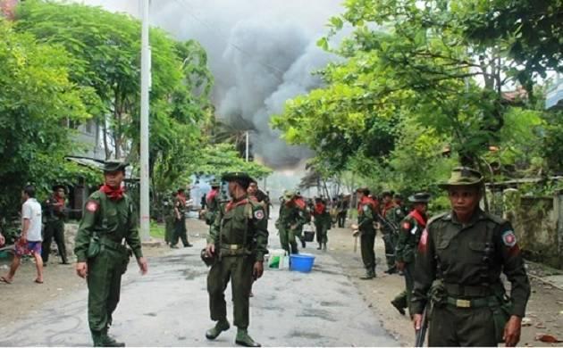 Rohingya violence: UN Secretary-General Antonio Guterres restraint by Myanmar forces to avoid 'catastrophe'