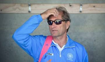 Roelant Oltmans sacked as India's chief Hockey coach; High-performance director David John will take charge currently