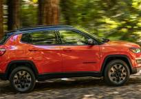 Fiat Chrysler's Jeep Compass crosses 10,000 mark in bookings