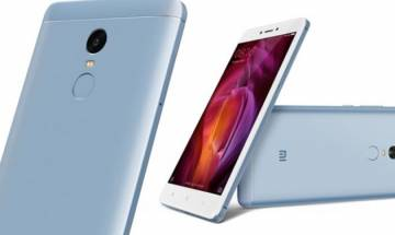 Xiaomi launches Redmi Note 4's Lake Blue colour variant in India; Check out specifications, price and more