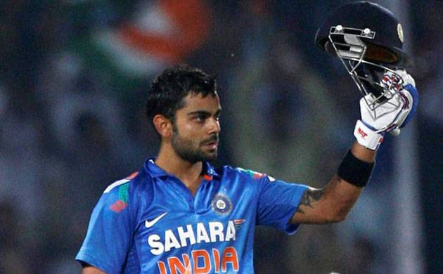 Kohli notches up 30th ton in ODIs, equals Ricky Ponting's record (Image: PTI)
