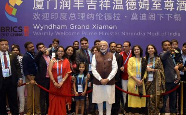 PM Modi reaches China to attend BRICS summit
