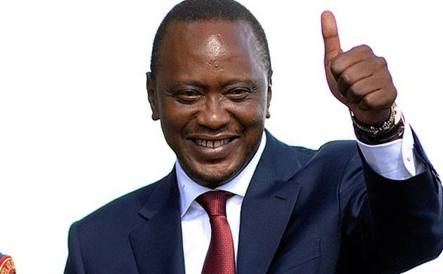 Kenya president Kenyatta warns judiciary after it nullifies election (File Photo)
