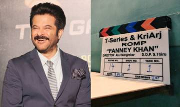 Fanney Khan: Anil Kapoor begins shooting for Aishwarya Rai-starrer