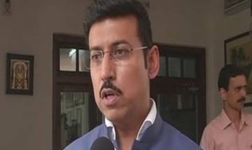 Sports minister Rajyavardhan Singh Rathore says sportsmen must be treated as most important person