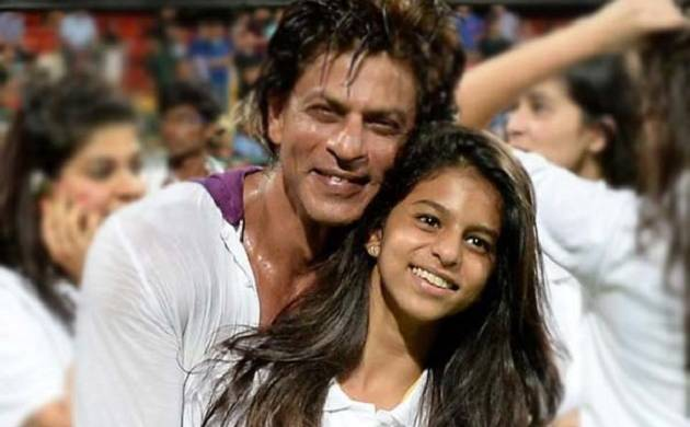 Shah Rukh Khan shares picture with Suhana, missing darling daughter like crazy (see pic)