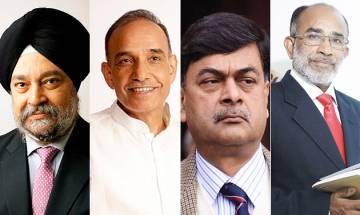 Modi cabinet reshuffle: Former bureaucrat RK Singh, Hardeep Puri, Alphons, Satya Pal Singh sworn-in as ministers