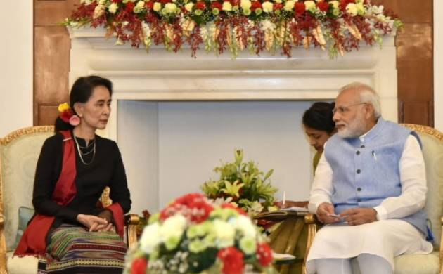 LIVE | PM Modi on maiden visit to Myanmar, to address Indian diaspora in Yangoon (File Photo/PIB)