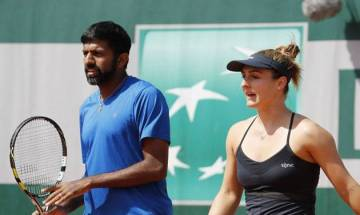 US Open 2017: Bopanna-Dabrowski pair lose to Chan-Venus in mixed doubles quarterfinals
