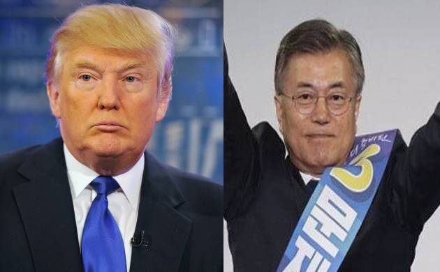 Trump, Moon agree to lift cap on missile payload of South Korea