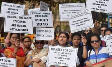 NEET 2017: Protest continues in Tamil Nadu over Dalit girl Anitha's suicide