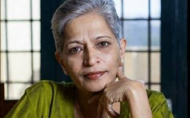 Prominent journalist Gauri Lankesh's murder triggers political blame game in Karnataka. (File Photo)