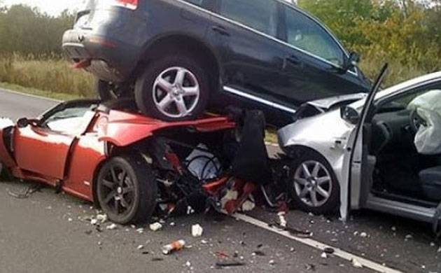 Road Accidents Killed 17 People Per Hour In India In 2016 News Nation