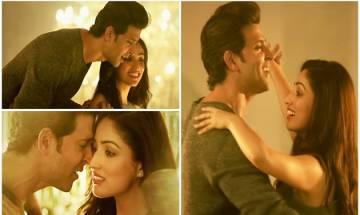 'Kaabil' star Hrithik Roshan and Yami Gautam reunites at Rakesh Roshan's birthday bash