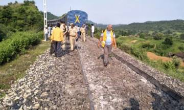 Another train derails in UP, 7 coaches of Howrah-Jabalpur-Shaktipunj Express go off-track, no casualties reported
