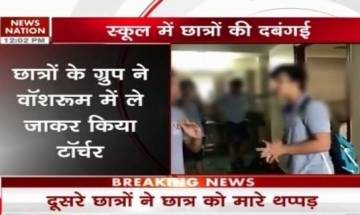 Video: Noida school 'ragging': Class 10 student of Pathways School slapped, loses 25 percent hearing