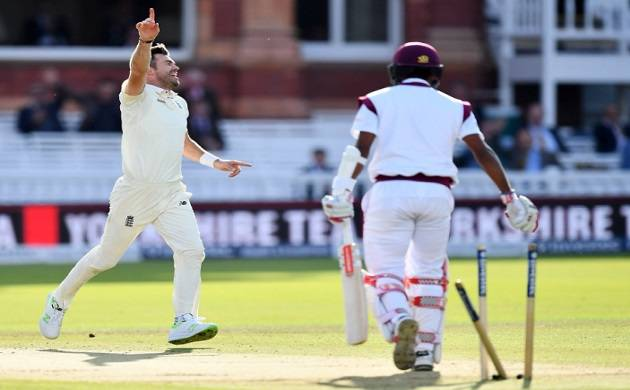 James Anderson becomes first English bowler to scalp 500 wickets in Test cricket