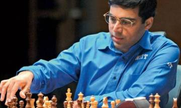 World Cup Chess: Anton Koyalyov knocks out Vishwanathan Anand in second round