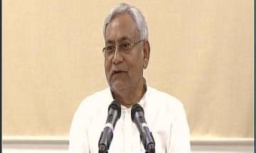 Nitish Kumar faction to meet Election Commission today, stake claim over party symbol