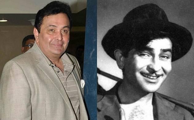 Rishi Kapoor not to allow sensationalisation in Raj Kapoor's life