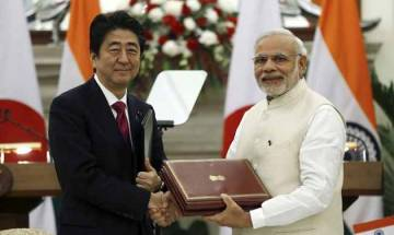 PM Modi, Shinzo Abe to lay foundation stone for bullet-train on September 14