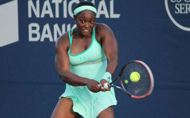 US Open: Sloane Stephens trounces Madison Keys to lift trophy