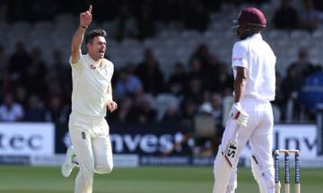 James Anderson replaces Ravindra Jadeja; emerges as World No. 1 Test bowler