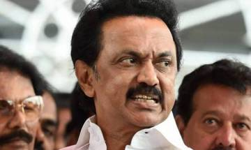 DMK leader Stalin says AIADMK is a 'minority govt'