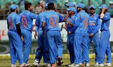 India vs Australia: Indian team for first 3 ODIs announced; Ashwin, Jadeja rested