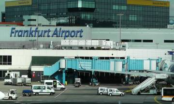 Germany's Frankfurt airport functions affected after tear gas attack