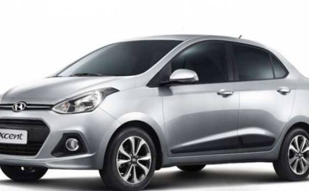 Hyundai Accent - File Photo