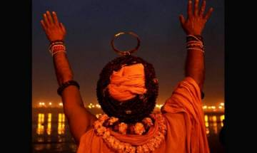 Self-styled godman from Allahabad issues legal notice against 'Fake Baba' list