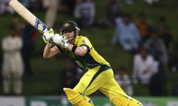 Australia thrashes Board President's XI in limited overs practice match in Chennai