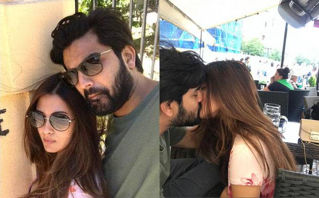 Riya Sen enjoys honeymoon with hubby Shivam in Prague, shares their perfect 'lip-lock' moment on Instagram