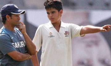 Batting maestro Sachin Tendulkar's son Arjun gets picked in Mumbai team for All India Under-19 Invitational tournament