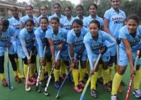 Hockey: Indian women's team draw against Belgium junior men's side