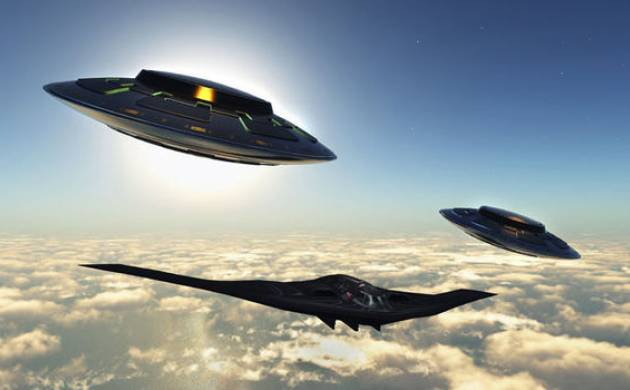 Alien alert: Recent UFO sightings near NASA's ISS - from ...