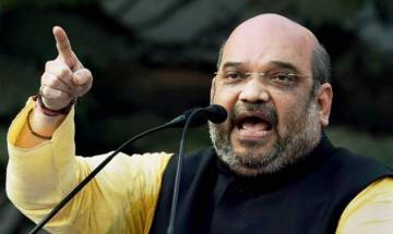 Amit Shah accuses TMC of unleashing violence against BJP party workers